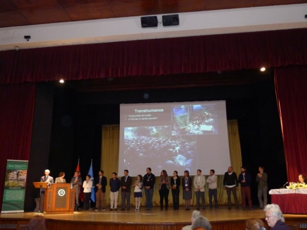Closing Remarks: The organising team: Organisers, assistants and translators